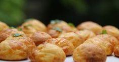 Gougères au fromage : recette facile pour l'apéro