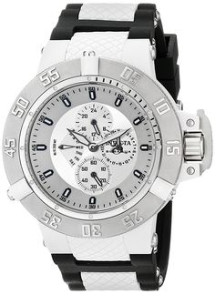 Invicta Men's 17113 Subaqua Analog Display Japanese Quartz Black Watch *** Check out this great product.