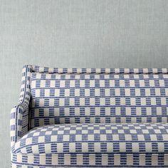 Interior And Exterior, Interior Design, Printed Linen, Furniture Design, Beach Furniture, Sofa Design, Soft Furnishings, Neutral Colors, Bed Pillows