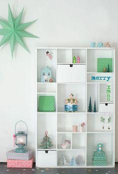 wunderschön-gemacht: weihnachtszimmer in lieblingsfarben