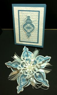 All That Scrap: Holiday Ornament Framelit(how fun are these?)