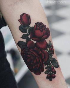 Rosas rojas ❤