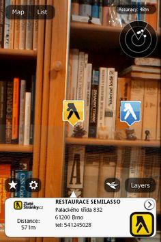 Rozšířená realita od Zlatých stránek (2010) #Mediatelcz #Augmented