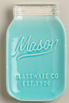 Love this mason jar spoon rest!  http://rstyle.me/n/quc79nyg6