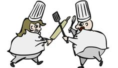 Kosher couple cook off! Wish we could be there!