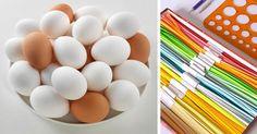 Veľkonočné sliepočky vyrobené technikou quilling - rozkošné dekorácie, ktoré si môžete vyrobiť s deťmi z farebných papierikov a vajíčok! Veľká Noc