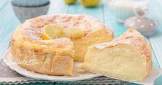 La torta di sfoglia alla crema è un dolce favoloso, si prepara in meno di 10 minuti ed è deliziosa, cremosissima e profumata, si scioglie in bocca e la crema non cola!