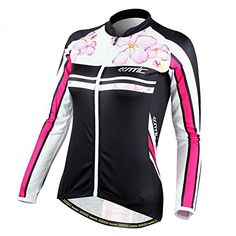 High quality Women Santic Cycling Fleece Thermal Long Jersey Winter Jacket TOP Size S HAPPYLIYA http://smile.amazon.com/dp/B00UN4NLOU/ref=cm_sw_r_pi_dp_avh5wb1VH7H7G