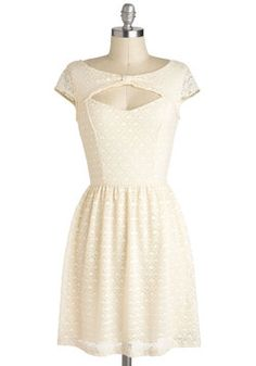 So cute and.. innocent like!! Something to wear at a small royal tea party? :) haha.