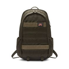 d5ad5597ac6c0 Nike SB RPM Skateboarding Backpack Size ONE SIZE (Medium Olive)