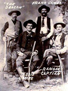 Frank & Jesse James