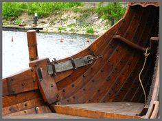 Драккар - корабль-дракон в Риге - Этот удивительный мир...