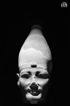 King Tuthmosis III, Pharaoh (1504 - 1450 BC) Egyptian Museum, Turin. Italy