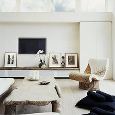 Home Decor Cozy {obsession with all white interior spaces}.Home Decor Cozy {obsession with all white interior spaces} Living Room Inspiration, Interior Inspiration, Home And Living, Furniture, Home Living Room, Interior, Interior Spaces, House Interior, Interior Architecture