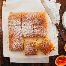 Portugese Orange Cake on Foodess