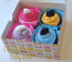 Presentes criativos para bebês