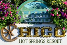 Chico Hot Springs.  Established 1897.  Labor Day Weekend September 1, 2014.  Photo by Peter Lami