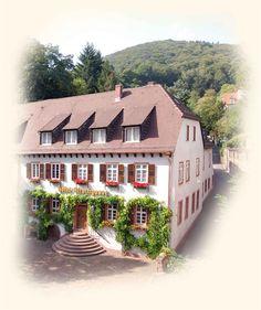 Heidelberg Hotel Hirschgasse