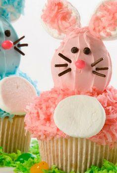 Bunny Cupcakes Recipe
