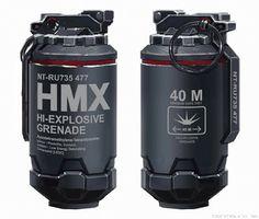 License New Build Of Grenades With More Lethal Power and smaller and sleeker image and functional capabilities--- Let Firearms manufacturings/ Defense Companies license