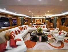 yacht+magaxine | Luxury Yacht Interior - 17 wonderful yacht interiors - Trends Magazine ...