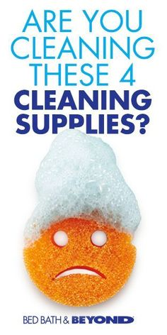 Sponges, mops, vacuums and feature dusters should be cleaned regularly. Here's why.