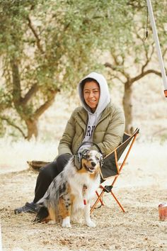 For some, a camping trip wouldn't be complete without their furry companion. Dogs are curious by nature and so they love to be included in outdoor activities. However, camping with dogs requires extra planning to make sure that both you and your dog have a great time. Having a successful camping trip is all about being prepared. And to avoid a mess, consider following these tips to make sure you and your four-legged-friend are set up for camping success. Camping Chair, Go Camping, Four Legged, Outdoor Activities, Dogs, Success, Nature, Naturaleza, Pet Dogs