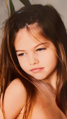 Thylane Blondeau, French Models, Rose, Beauty, Twins, Toddler Girls, Everything, Pink, Roses