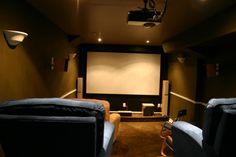 Sala de cinema em casa – como montar e gastar pouco