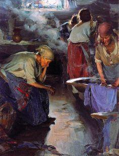 The Glory of Russian Painting: Abram Arkhipov