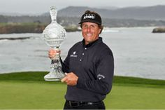 Phil Mickelson is my favorite golfer
