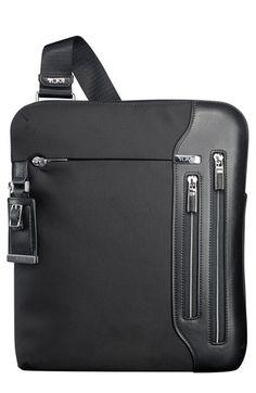 Tumi 'Arrive - McCarren' Zip Top Crossbody Bag available at #Nordstrom