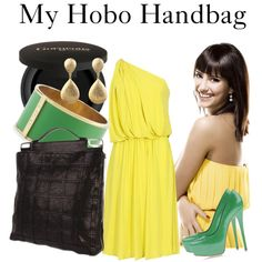 cool looks on polyvore / My Hobo Handbag by linseygreen on Polyvore