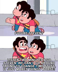 Future Steven #stevenuniverse #stevenandthestevens