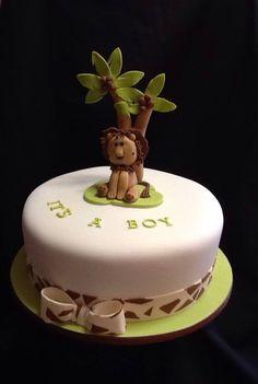 Baby shower cake.... Cupcake Art, Cupcake Cakes, Cupcakes, Baby Shower Cakes For Boys, Cookie Cups, Holiday Cakes, Baby Cakes, Gorgeous Cakes, Awesome Cakes