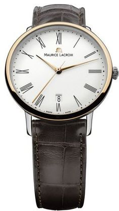 @mauricelacroix Watch Les Classiques Round Gents Date Tradition #bezel-fixed #bracelet-strap-leather #brand-maurice-lacroix #case-material-rose-gold #case-width-38mm #date-yes #delivery-timescale-4-7-days #dial-colour-white #gender-mens #luxury #movement-automatic #official-stockist-for-maurice-lacroix-watches #packaging-maurice-lacroix-watch-packaging #style-dress #subcat-les-classiques #supplier-model-no-lc6067-ps101-110 #warranty-maurice-lacroix-official-2-year-guarantee…