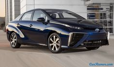 Toyota Mirai 2018 Price, Release Date, Design and Changes Rumors - Car Rumor