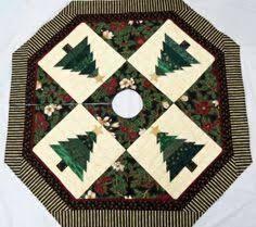 Image result for christmas tree skirt quilt pattern