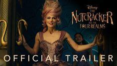 Trailer Oficial de The Nutcracker and the Four Realms de Disney