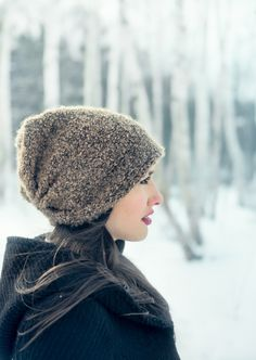 From The Side by Lee Bodson on Winter Hats, Girls, Beautiful, Fashion, Little Girls, Moda, Daughters, La Mode, Fasion