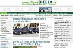 Informazione Contro!: BIELLA. DIFFUSA FALSA PRIMA PAGINA DI UN QUOTIDIAN...
