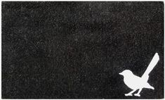 Willy Wag tail door mat