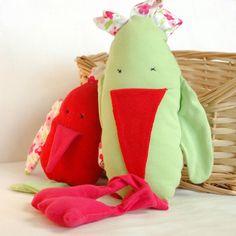 soft toys handmade insolitodesign.com