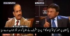 Pervez Musharraf Mouth Breaking Reply to Indian Journalists, Must Watch