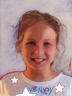 Kenley Nelson Montgomery   Portrait by Craig Nelson