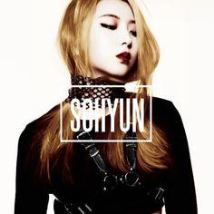 4Minute Sohyun 'Crazy' Era