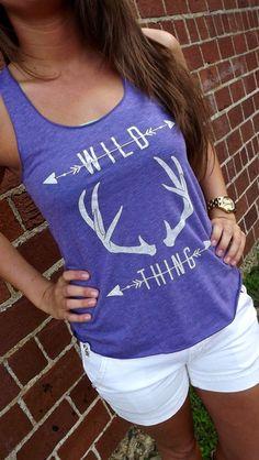 Wild Thing - Purple