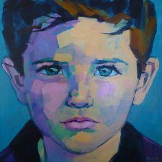 Jessica Miller Paintings: Portrait Commission