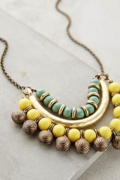 Ana Luiza Necklace #anthroregistry