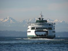 Awesome Walk-On Ferry Adventures Around Puget Sound - ParentMap